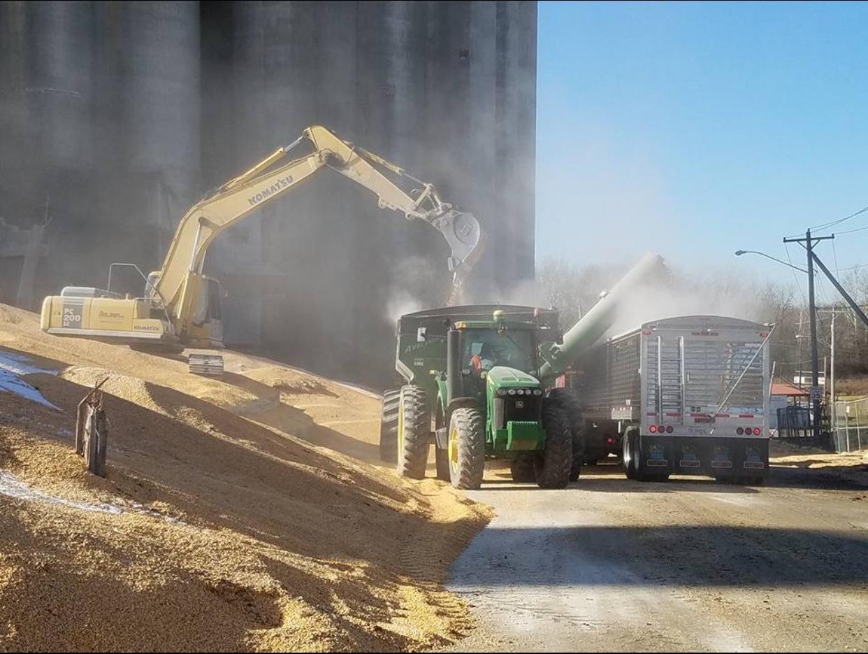 Miami Valley Feed & Grain Bin Explosion gallery