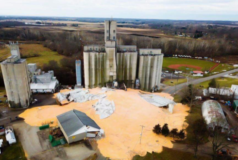 Miami Valley Feed & Grain Bin Explosion