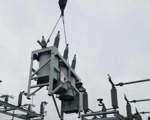 Piqua Elec breaker removal 2019