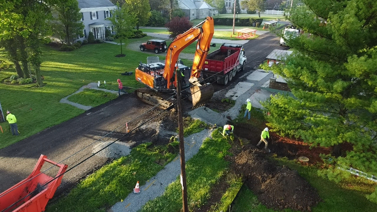 City of Troy- Riverside Drive Street Reconstruction gallery
